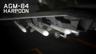 ASM to AGM-84 Harpoon