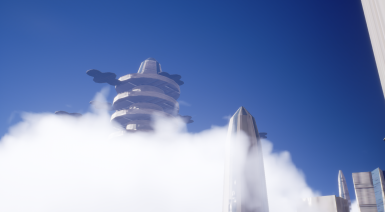 Coruscant Spaceport District (Environment)