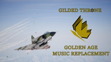 Gilded Throne - Golden Age Music Replacement