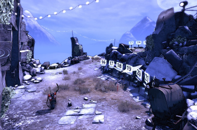 Oasis For Borderlands Enhanced Edition