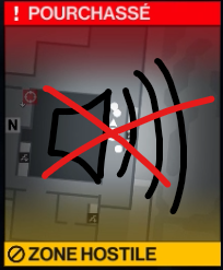 No More Entering or Leaving Trespassing - Hostile Areas Sounds