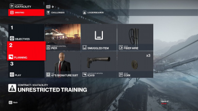 Unrestricted Loadouts
