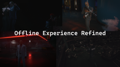 Offline Experience Refined