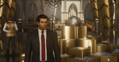 HITMAN 3 007 Pierce Brosnan