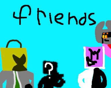 me and my friends