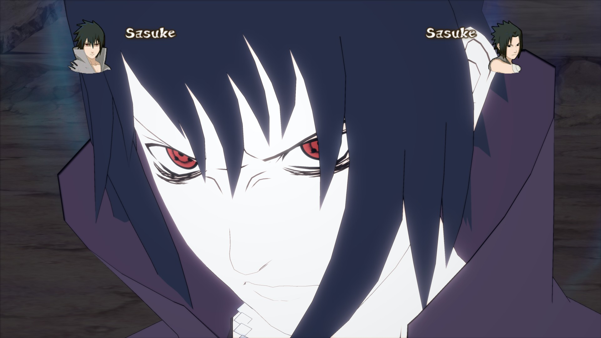 Sasuke Sharingan Mod at Naruto Ultimate Ninja Storm 3 ...