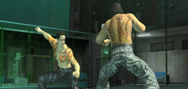 Running In The 90s Battle theme for Majima