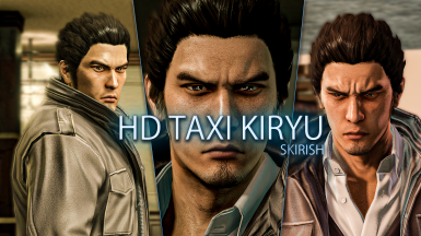 HD Taxi Kiryu Re-Vamped