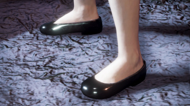 Genmei Shoes into Flats