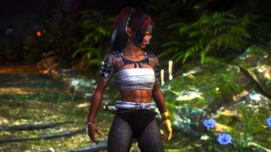 Kawanami Clan Vest Without Shell (Female)
