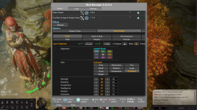 Stat Editing - Become Huge in Ver 1.1.8