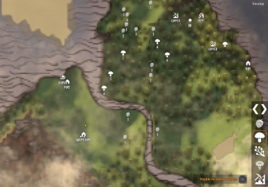 UBG's Enhanced and Smart Map Markers