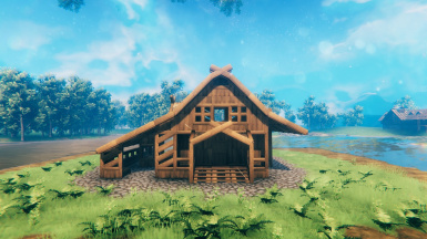 Viking Starter House (By EclipsE)