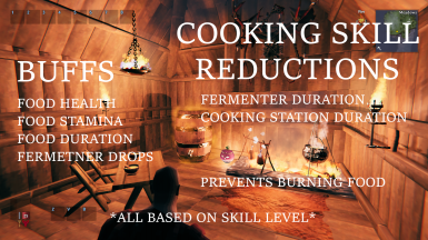 Cooking Skill