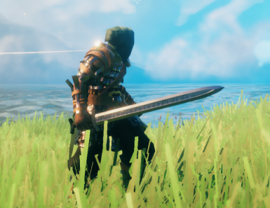 Iron Sword of the Chieftain
