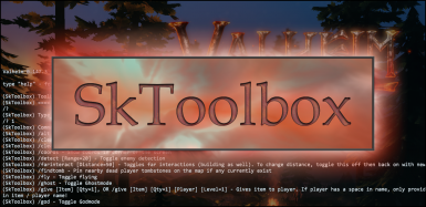 SkToolbox - Console and Chat Functionality Extender