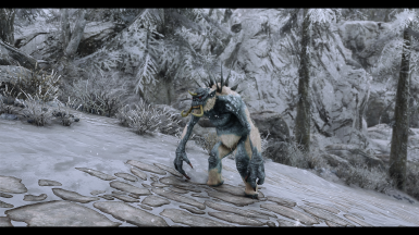 Frost Troll Replacer
