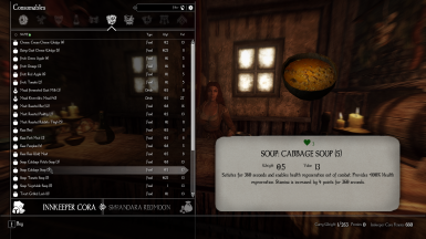 The Magic of Food and Drink for Enderal