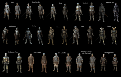 Enderal Armor and Weapon Overhaul German Translation