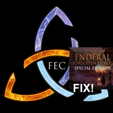 Frozen Electrocuted Combustion - Enderal Fix