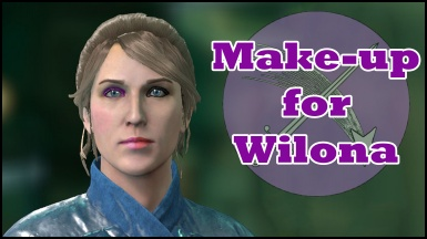 Make-up for Wilona