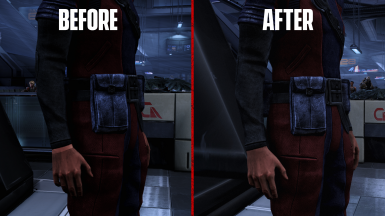 Outfit Texture Fixes