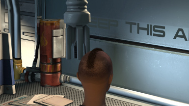 Update 1_3 - Hair Retext Darker and with Alpha Trans Back