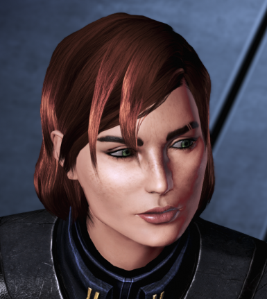 One more default femshep with the texture.