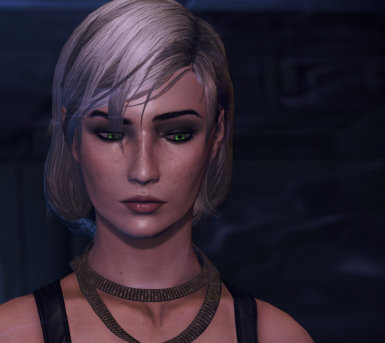 ME2 (using the default iconic face texture)