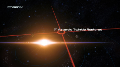 POI Twinkle restored to the Galaxy Map