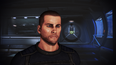 Legacy Shepard Face for MELE2