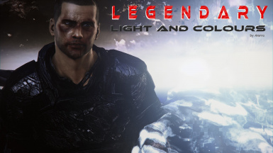 LEGENDARY LIGHT AND COLOURS. A cinematic ReShade overhaul