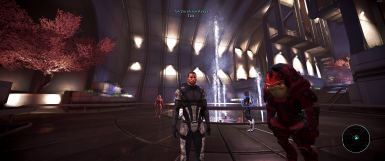 Mass Effect HDR and Realism