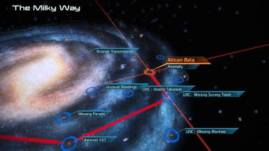 Galaxy Map Trackers (LE1)