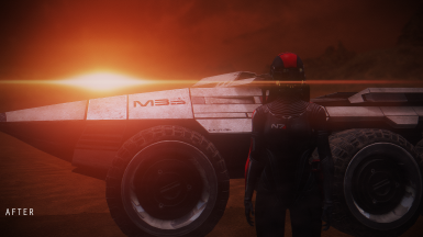 Into Space - A Mass Effect Reshade