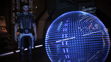 Cerberus Fatigues Mass Effect 3 Style