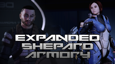 Expanded Shepard Armory (ME2LE)