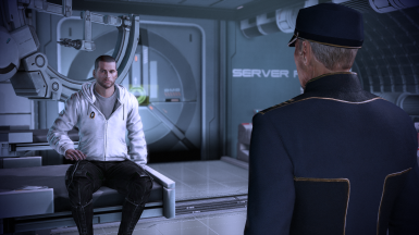 1.0.1: Fixed Shepard being on their undies at the end of Arrival