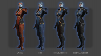 New Outfits And Eyes For Samara