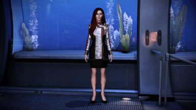 GPG's white recolor - replaces vanilla uniform; available in Optional Files