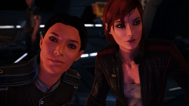 New Casuals for Femshep LE1