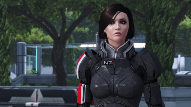 ME2 N7 Armour for LE1