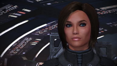 Ashley Shepard Headmorph (UPDATED for whole trilogy)