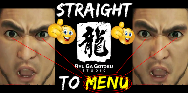Straight to Menu
