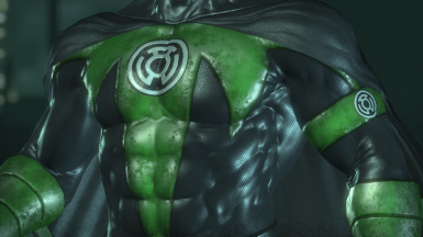 Alternate Colours for the Sinestro Corps Suit
