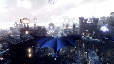 Daylight mod for Batman Arkham City