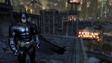 New Batsuits For the Default Suit PACK