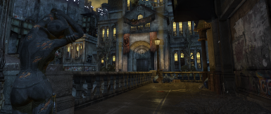 Batman Arkham City - Improved Quality - New Shaders Effects