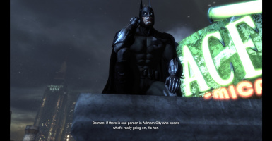 TÉLÉCHARGER TEXMOD BATMAN ARKHAM CITY