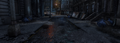 Batman Arkham City - Enhanced Look - ReShade